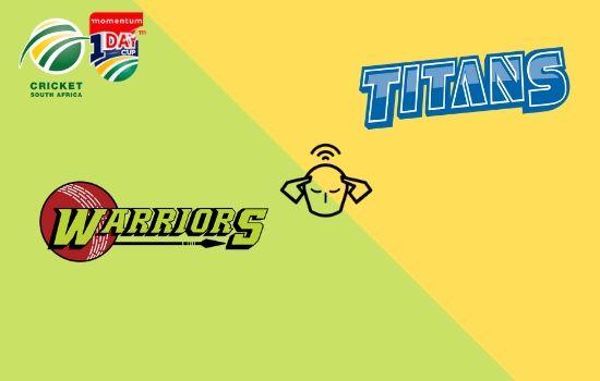 Titans vs Warriors, Momentum ODI Cup 2020, 22nd Match Prediction