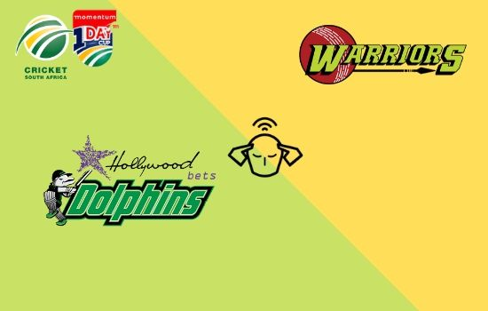 Warriors vs Dolphins, Momentum ODI Cup 2020, 24th Match Prediction