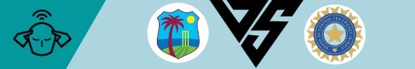West Indies vs India, 1st T20I match prediction