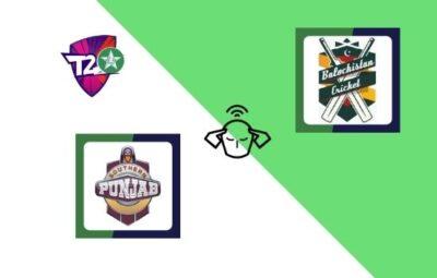Balochistan vs Southern Punjab, Pakistan National T20 Cup 2020 | 30th T20 Match Prediction