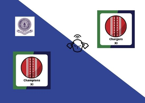 Champions XI vs Chargers XI (CPN-XI vs CHA-XI), 6th Match, Andhra T20 League 2020