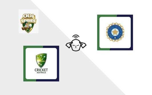 Australia vs India, 1st ODI Match Prediction 2020
