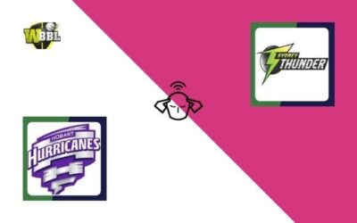 Sydney Thunder vs Hobart Hurricanes, Womens Big Bash League 2020 | 53rd T20 Match Prediction