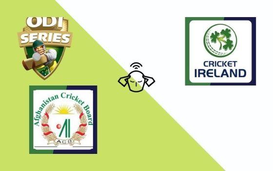 Afghanistan vs Ireland, 1st ODI Match Prediction