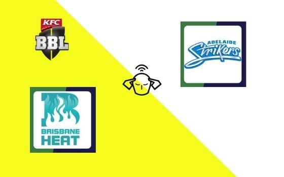 Brisbane Heat vs Adelaide Strikers, Big Bash League 2020-21   Eliminator T20 Match Prediction