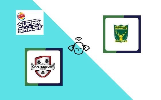 Canterbury vs Central Districts, Super Smash 2020-21, 13th T20 Match Prediction