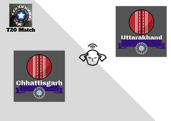 Chhattisgarh vs Uttarakhand, Elite Group C, Syed Mushtaq Ali Trophy 2021   T20 Match Prediction
