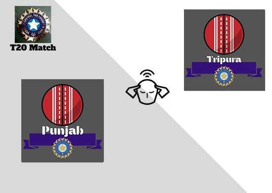 Punjab vs Tripura, Elite Group A, Syed Mushtaq Ali Trophy 2021   T20 Match Prediction