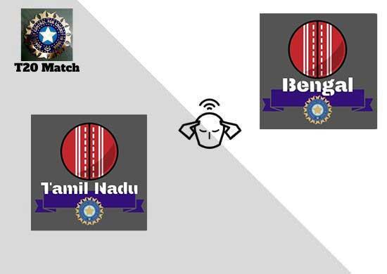 Tamil Nadu vs Bengal, Elite Group B, Elite Group A, Syed Mushtaq Ali Trophy 2021   T20 Match Prediction