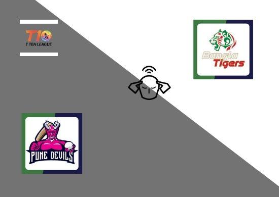 Pune Devils vs Bangla Tigers, Super League, T10 League 2021, 13th Match Prediction