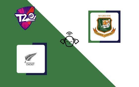 New Zealand vs Bangladesh, 1st T20 Match Prediction 2021