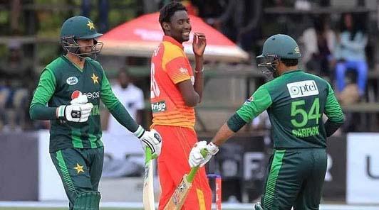 Zimbabwe Will Host Pakistan In a Bilateral Series