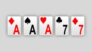 Poker face full house - Poker face และ จิตวิทยา Poker