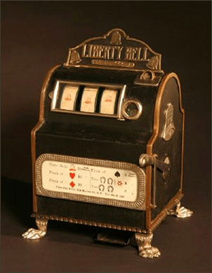liberty bell slot