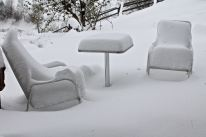 Don't those snow cushions look comfy?