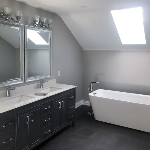 Stala Homes and Design Bathroom Renovation