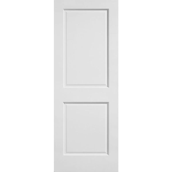 2 Panel Square Moulded interior door