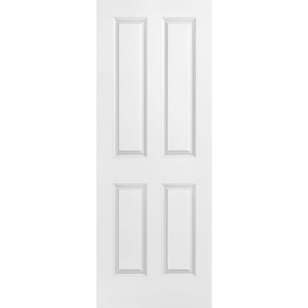 4 Panel Square Moulded Interior Door
