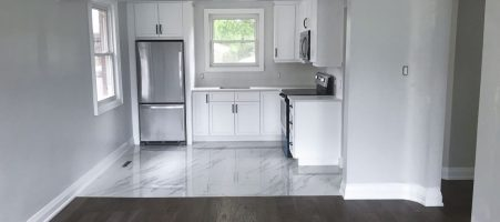Rosseau Road Kitchen Renovation