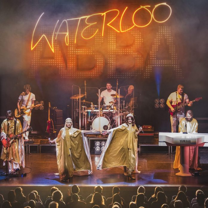 Waterloo 2017 stage shot