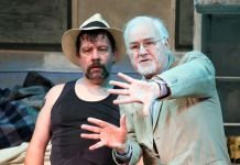 jerusalem abbey theatre review