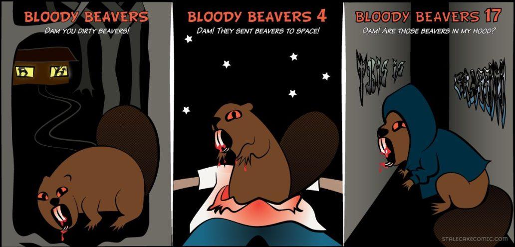 bloody-beavers