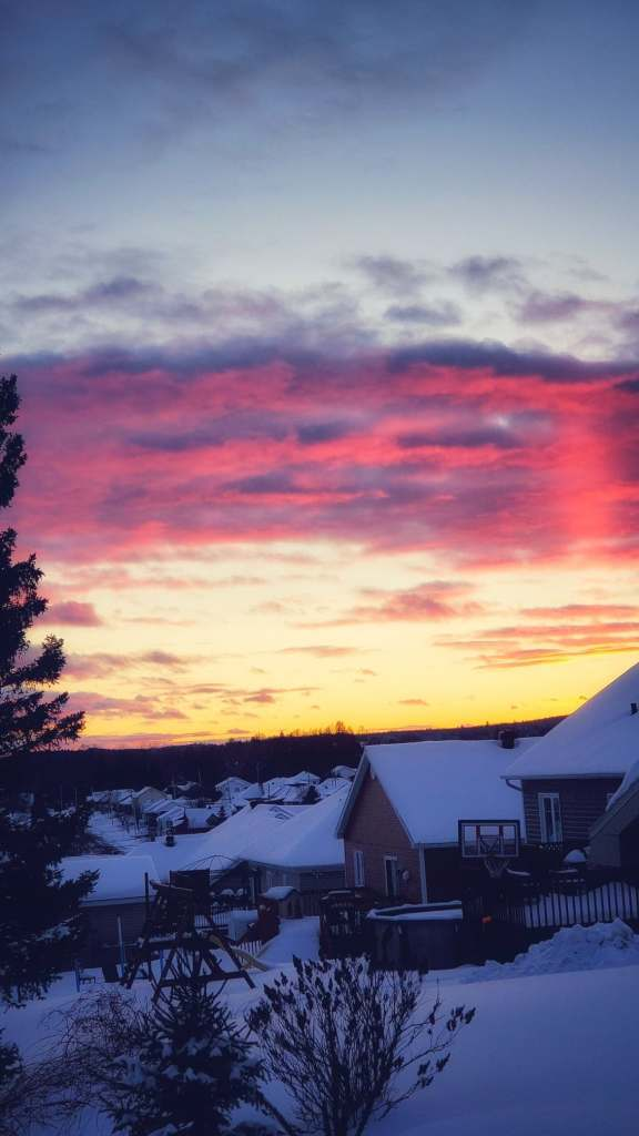 Sunset-canada