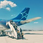 expatriation au quebec avec air transat