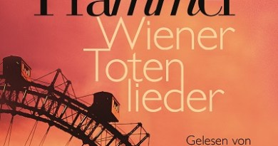 Wiener Totenlieder CD-Cover