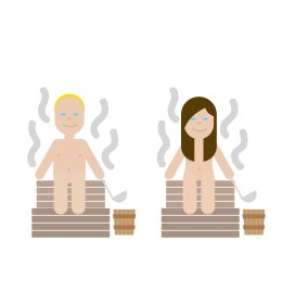 Finland-Emoji-Sauna