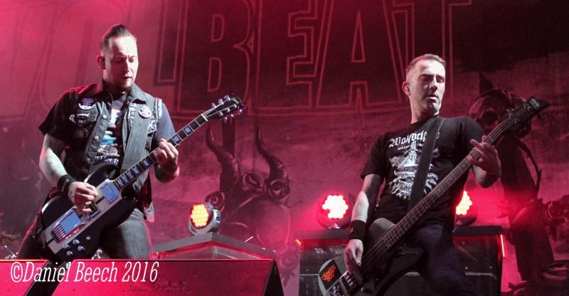 Su 23.00 - Volbeat