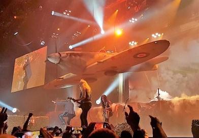Iron Maiden in Helsinki
