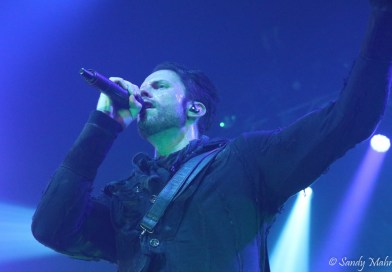 Kamelot, Leaves Eyes, Visions of Atlantis @ Z7
