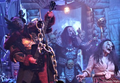 Lordi / Silver Dust / Follow the Cipher