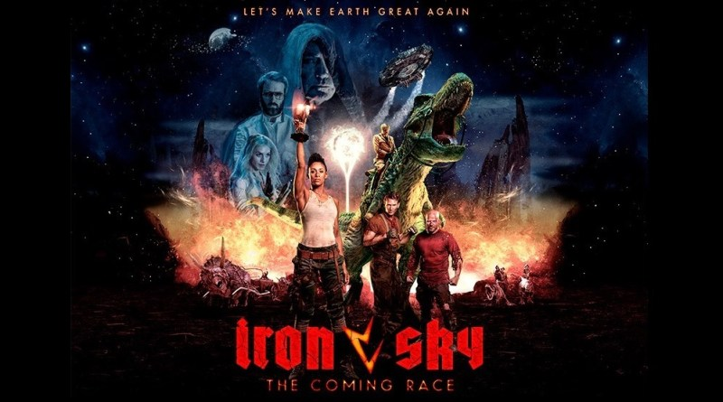 Iron Sky – The Coming Race