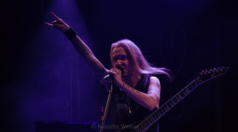 Children of Bodom / Katatonia / Hardcore Superstar / Lost Society