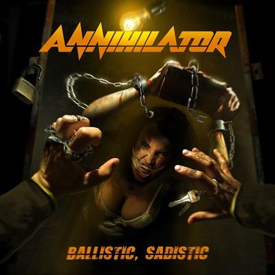 Annihilator – Ballistic Sadistic