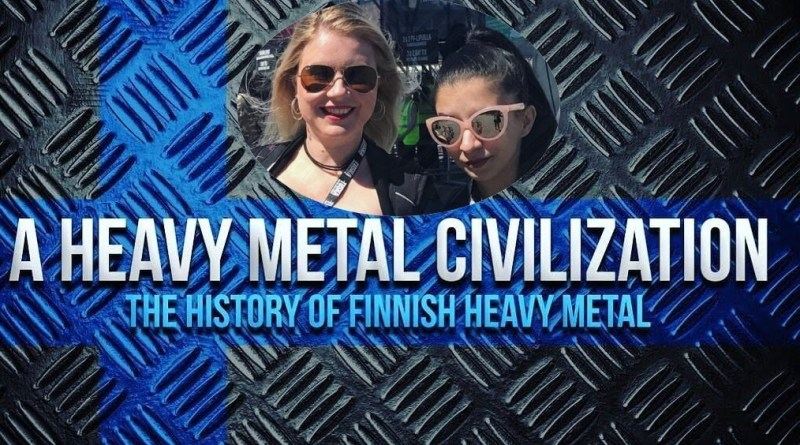 The Finnish Metal Civilization's dynamic duo
