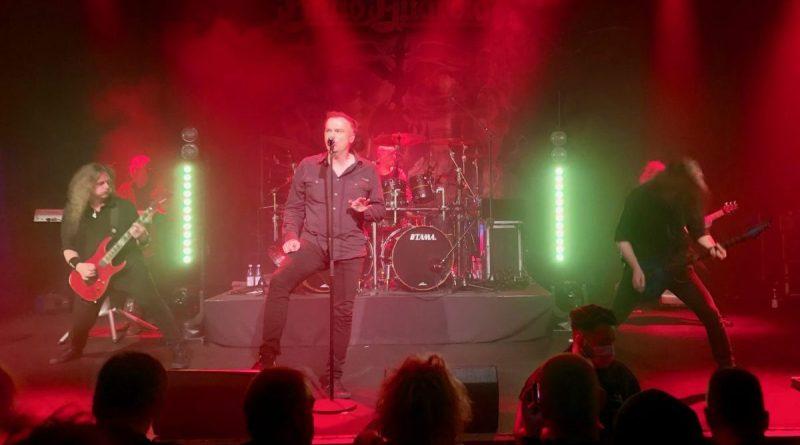 Blind Guardian live at Kulturfabrik Krefeld