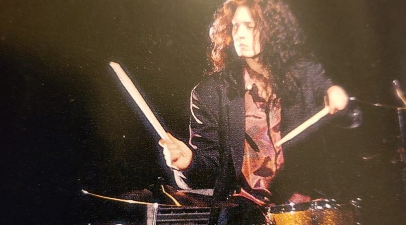 """Les Riggs: """"Once a drummer, always a drummer"""""""