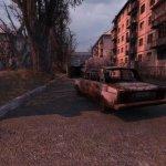 Сталкер картинка чистое небо мертвый город