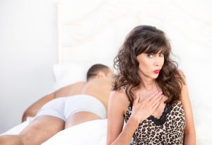 Mature Cougar Proud of Sexual Conquest