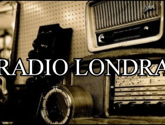 Radio Londra: l'informazione ai tempi del coronavirus