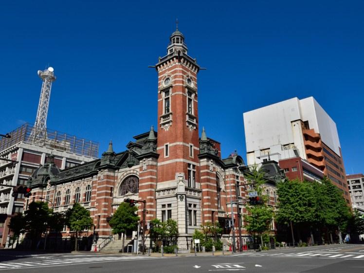 横浜開港記念会館