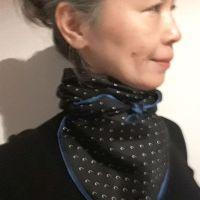 横浜シルクスカーフ