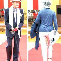 シニアファッションショー