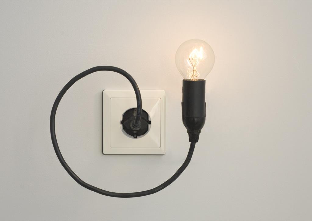 Modern Art Lamp