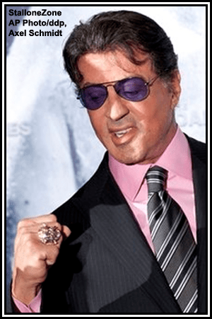 The Expendables Stallone Lucky Ring