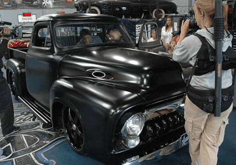 West Coast Customs Cars For Sale >> Expendables Truck Sells for $132 K – Craig Zablo's StalloneZone