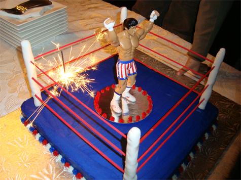 Roberto Birthday Cake